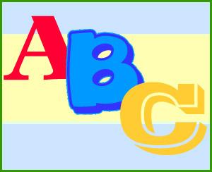 preschool letter games