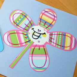 flower craft projects for preschoolers