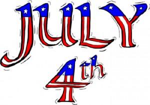 July 4th kids activities