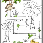 Monkey Maze activity page