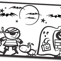 15 fun Halloween coloring pages