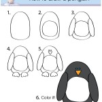 make a penguin