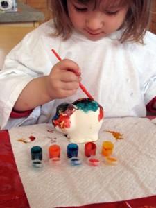 mini paint kit for kids