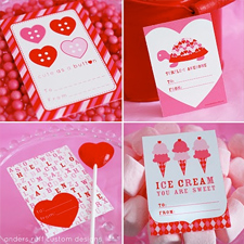 Valentines from Anders Ruff