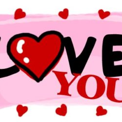 19 preschool books that say I Love You
