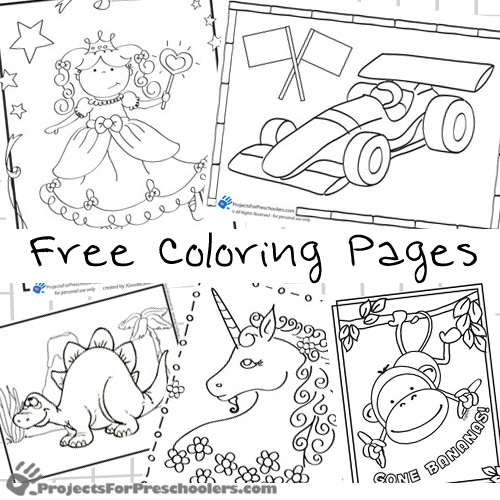 Free Free Fall Coloring Pages Printable, Download Free Clip Art ... | 500x500
