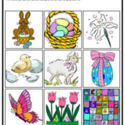 Play an Easter Go Fish game