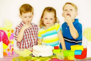 Preschool party planning