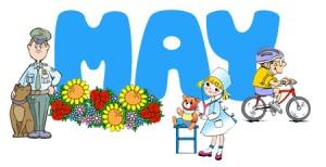 May activities for preschoolers