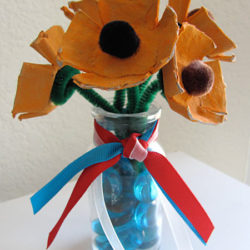 Make Poppies for Memorial Day