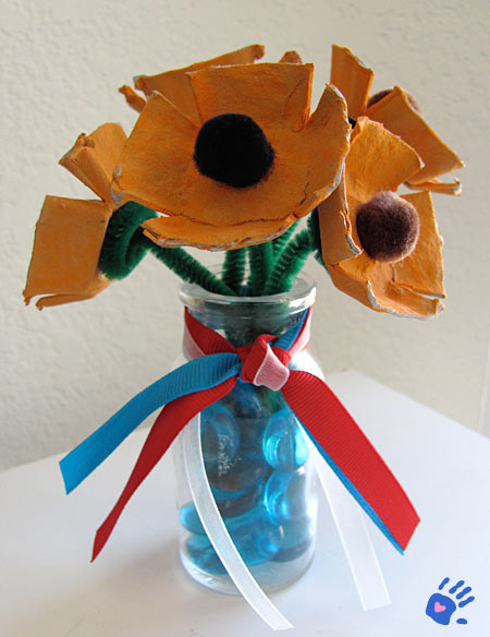 Memorial Day Poppy kids craft