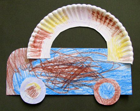 89 Transportation Art And Craft For Preschool Best 25