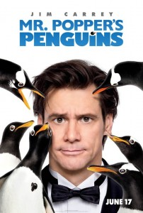 Mr. Popper's Penguins Movie