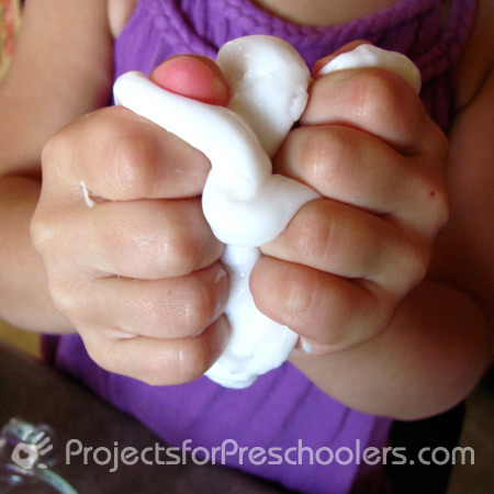 Easy slime recipe projects for preschoolers having fun with slime recipe ccuart Choice Image