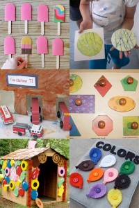 Fabulous Friday Finds - preschool projects