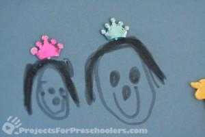 free draw princesses