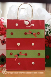decorate your own gift bags