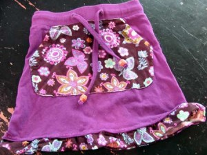Skirt made at Fashion Playtes