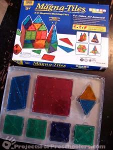 Box of Magna-Tiles from Steve Spangler Science