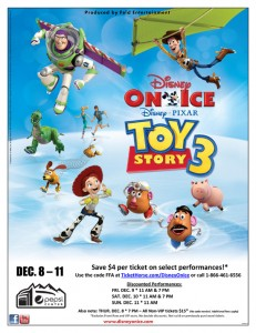 Toy Story 3 on Ice