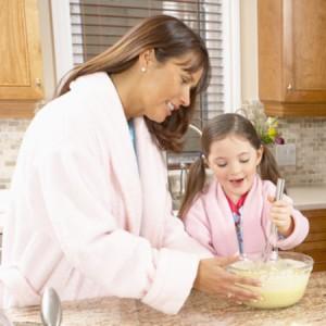 cooking with your preschooler