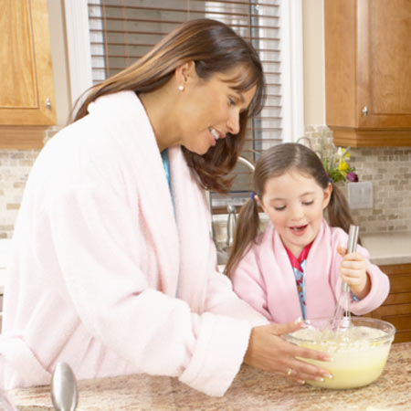 cooking with your preschooler