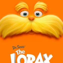 The Lorax movie review and extras