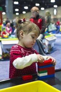 LEGO Kidsfest is great for preschoolers