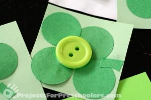 Add a green button for fun