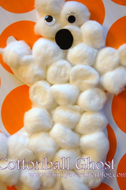 Cottonball Ghost