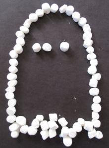 Marshmallow Ghost