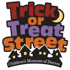 Trick or Treat Street Children's Museum of Denver