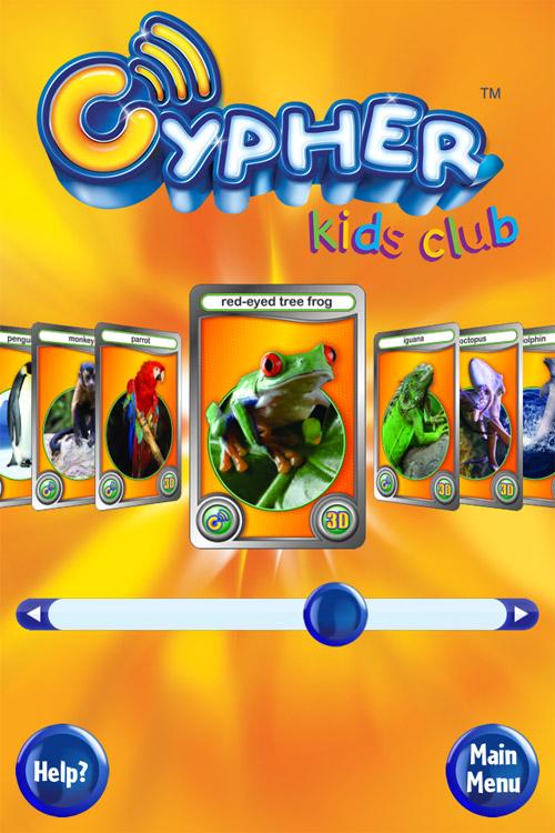 Cypher Kids Club Game