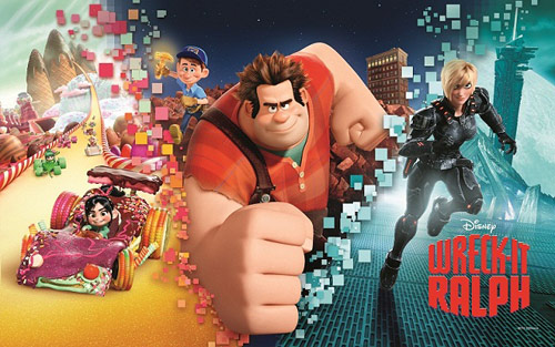 Wreck-It Ralph feature film by Disney Animation