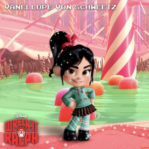 Vanellope in Wreck-It Ralph