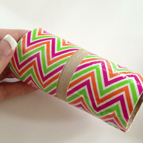 Wrap other end with Duck Tape
